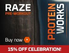 Raze Preworkout