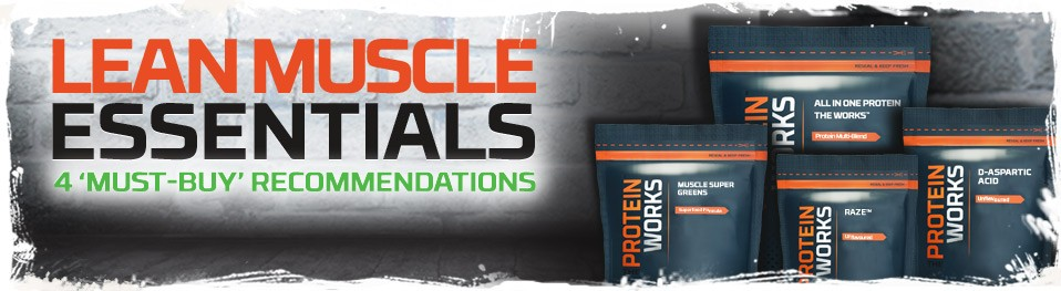 Lean Muscle Essentials