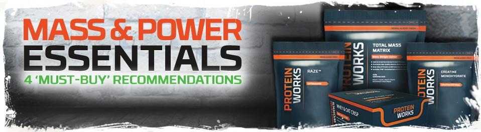 Mass and Power Essentials