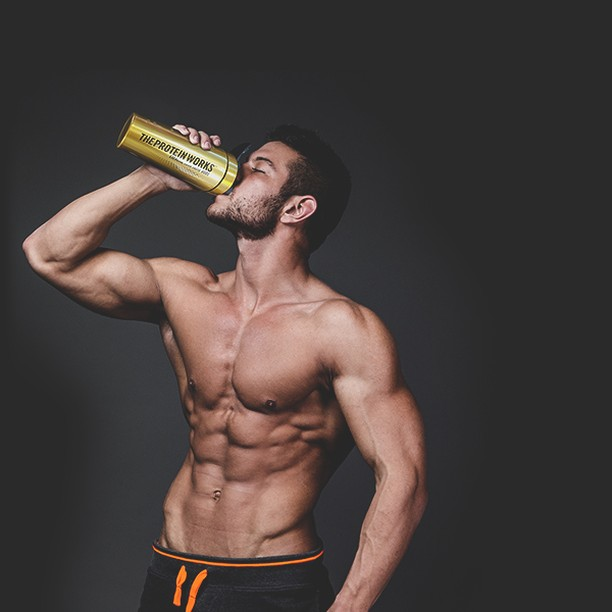 The Pre Workout Muscle Building Shake